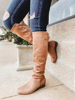 Chinese Laundry CL Light-On Tall Taupe Boot