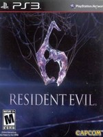 SONY Resident Evil 6 (PS3)