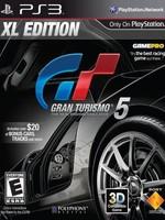 SONY Gran Turismo 5 XL Edition (PS3)