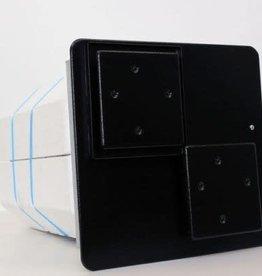 SWIFT SWIFT HWS  GAS/ELECTRIC - BLACK DOOR  28LTR