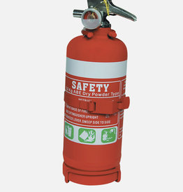 COASTTOCOAST 1KG ABE FIRE EXTINGUISHER-FIRE RATING:1A10BE 0007