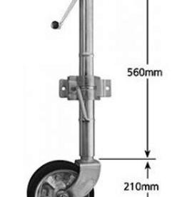 MANUTEC S/Wind J/W EH Med 8 inch zinc centre clamp