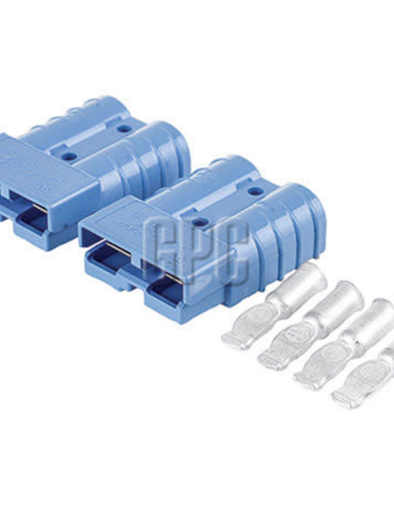 OEX ACX2766 OEX 50A Anderson Connector Blue (1unit)