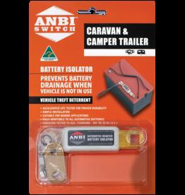 ARK ANBI SWITCH CARAVAN & CAMPERTRAILER - Battery Isolator.