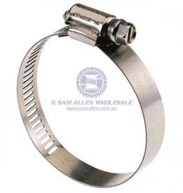 Hose Clamps EA   18mm - 32mm S/S EACH