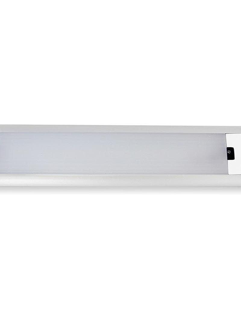 320mm Touch-Free Swipe Sensor Switch cabinet Bar Light-White