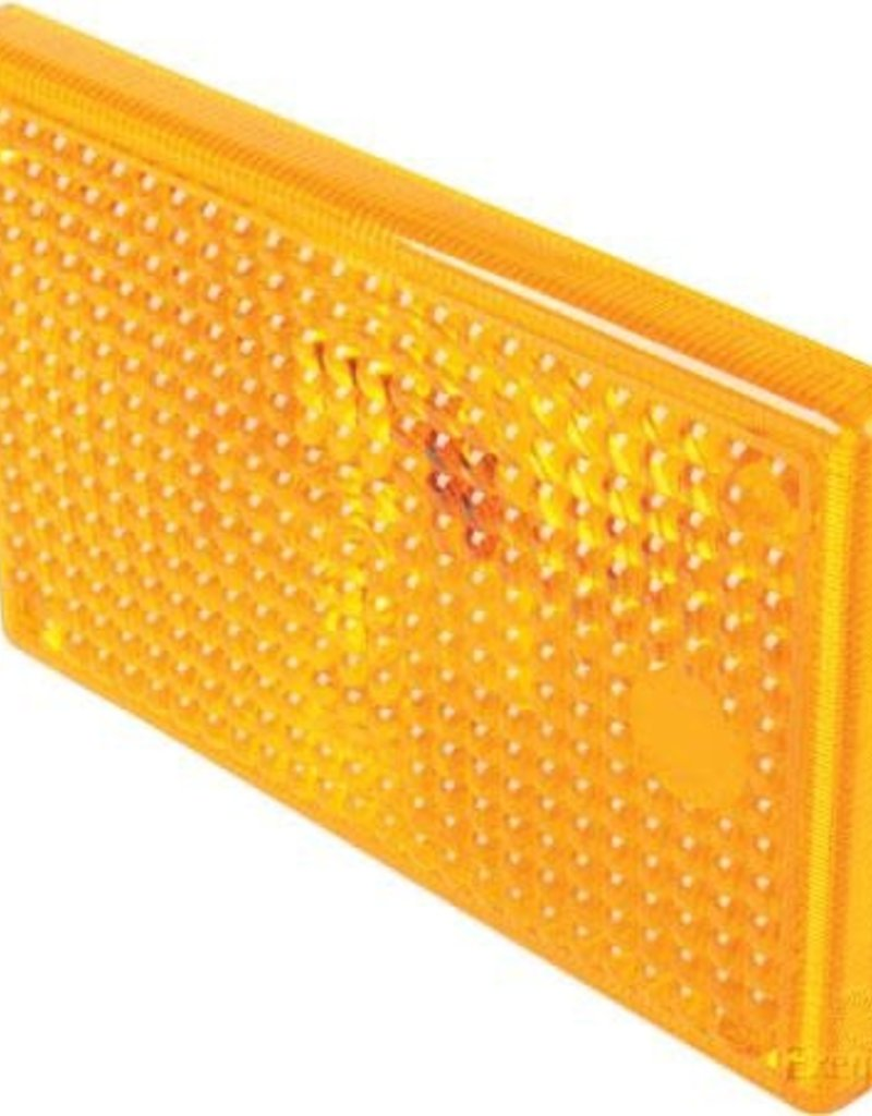 HELLA 9.2143.01 - Amber Lens To Suit 2143