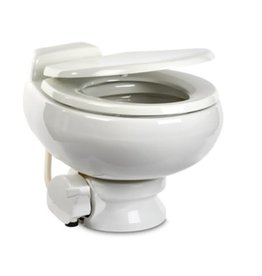 DOMETIC Dometic 511PS Holding Tank Toilet - 511 traveller White (flange required)