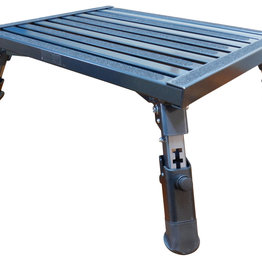 SUPEX Supex adjustable Metal step with telescopic legs
