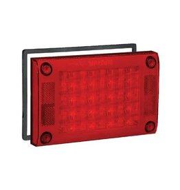 NARVA 10-30V LED STOP/TAIL LIGHT RED