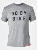 Trek Shirt Trek Go by Bike Tee Large Grey