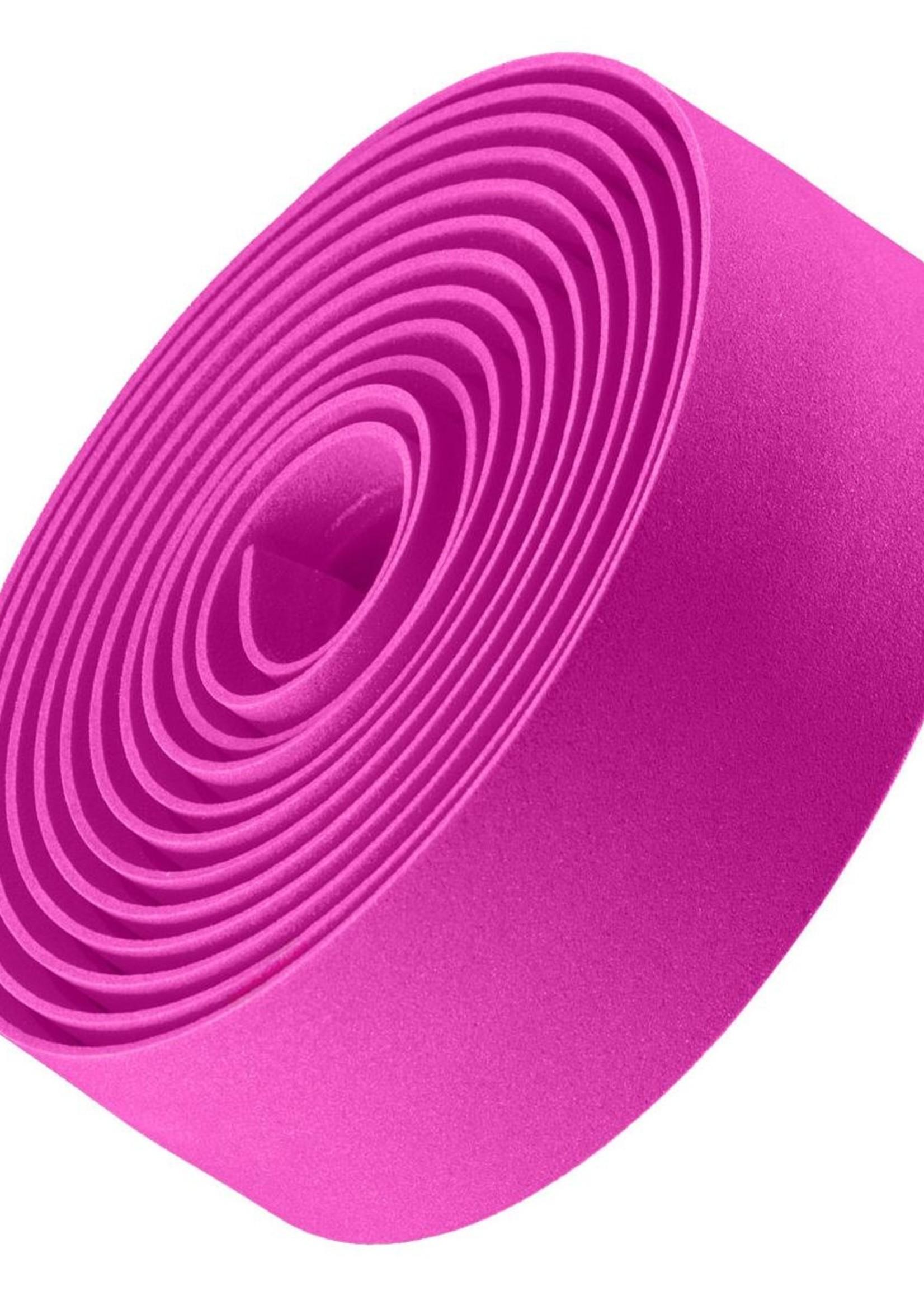 Bontrager Bar Tape Bontrager Gel Cork Vice Pink