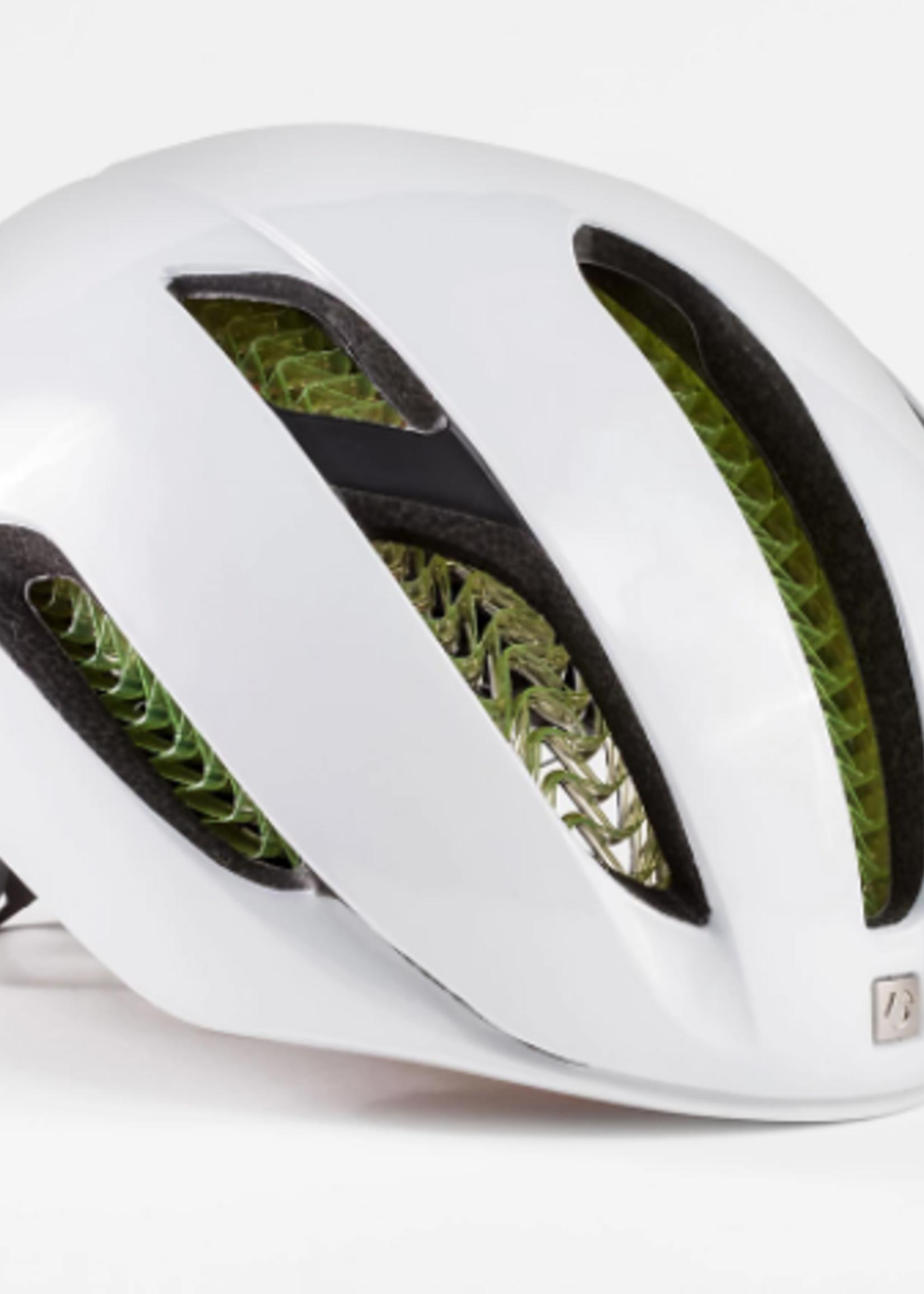 Bontrager Helmet Bontrager XXX WaveCel Medium White CPSC