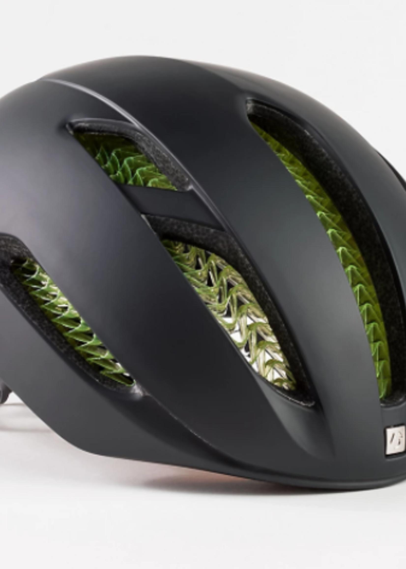 Bontrager Helmet Bontrager XXX WaveCel Large Black CPSC