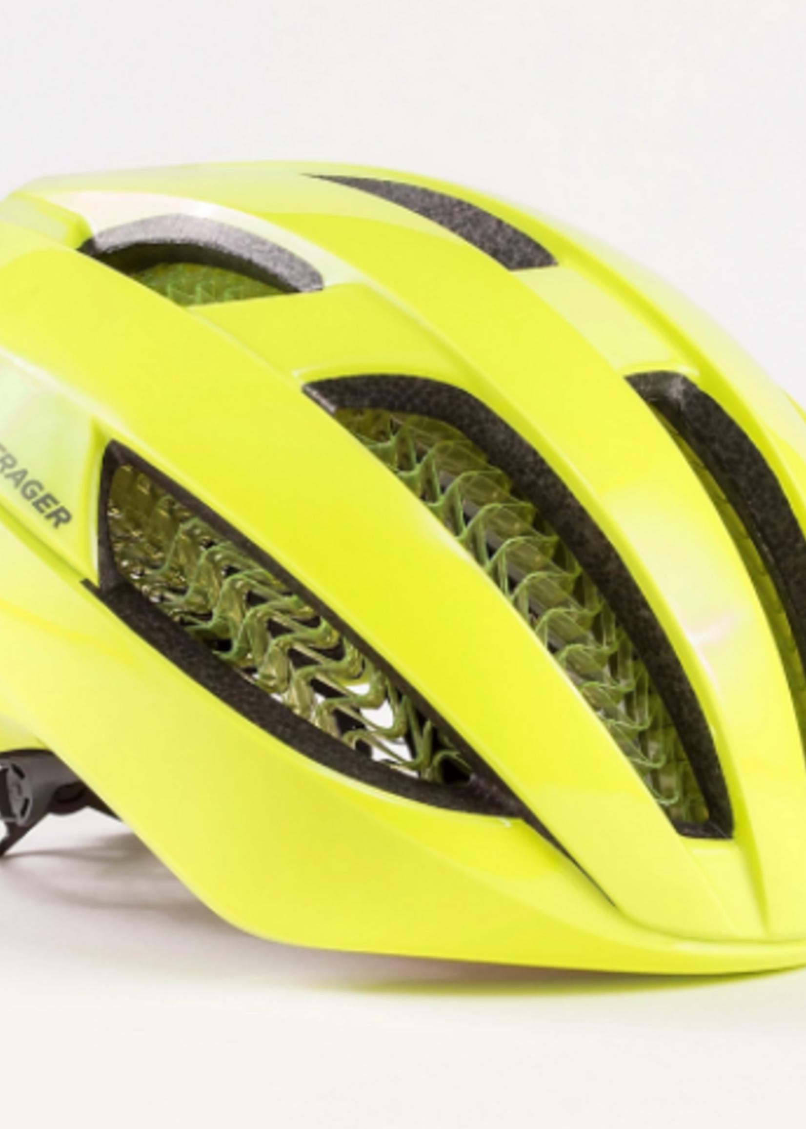 Bontrager Helmet Bontrager Specter WaveCel Medium Radioactive YL CPSC