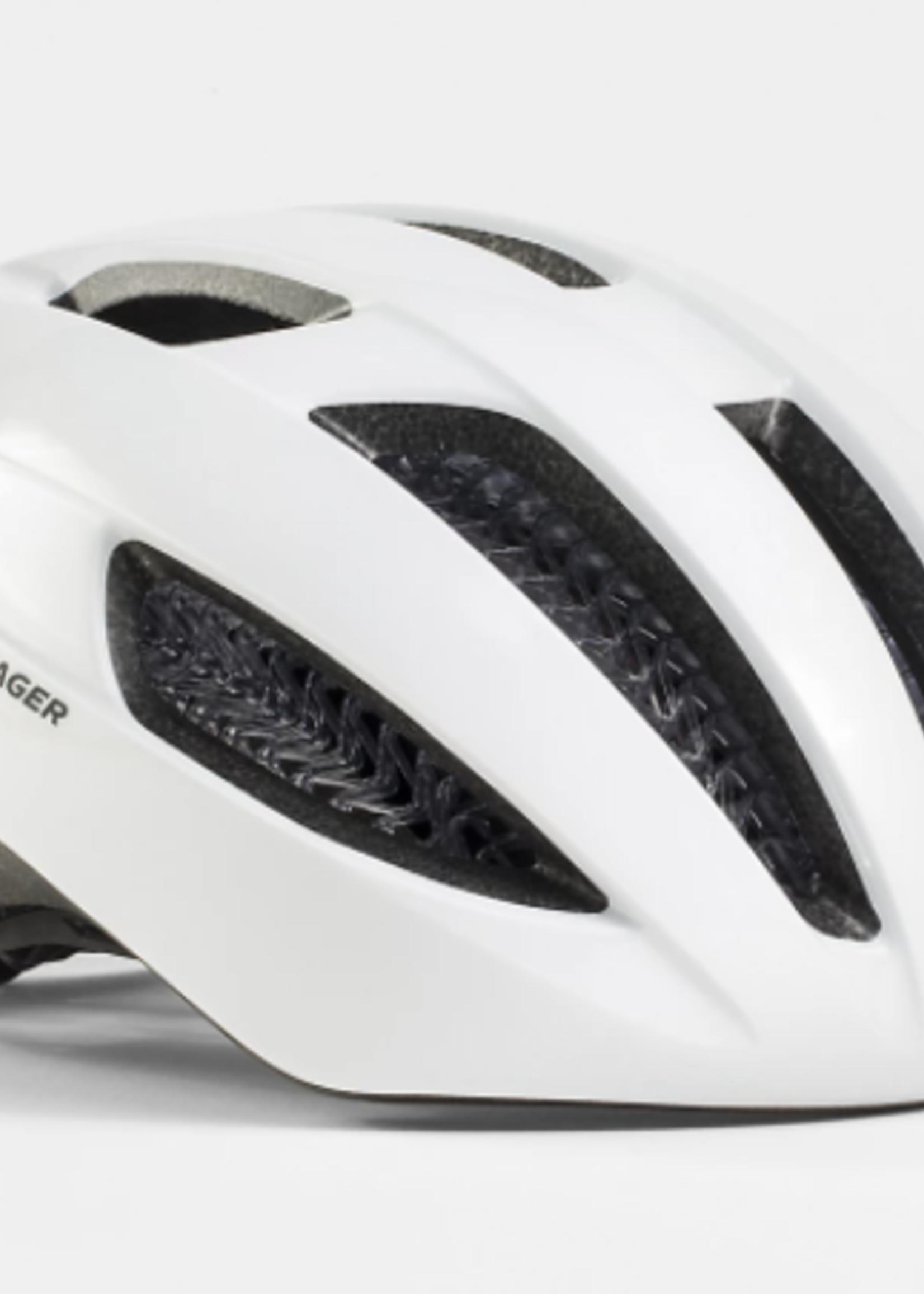 Bontrager Helmet Bontrager Starvos WaveCel Medium White CPSC