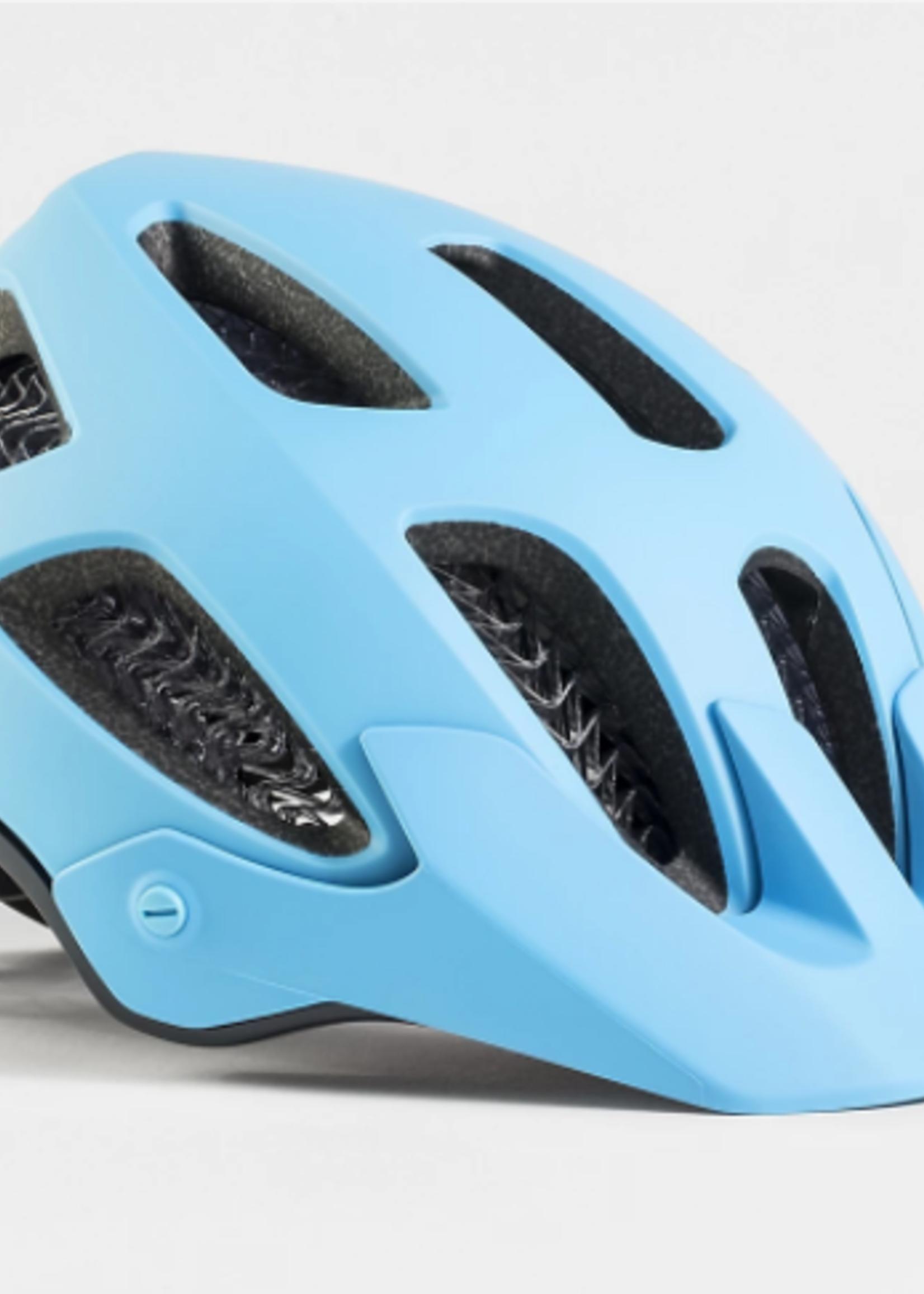 Bontrager Helmet Bontrager Rally WaveCel Large Azure CPSC