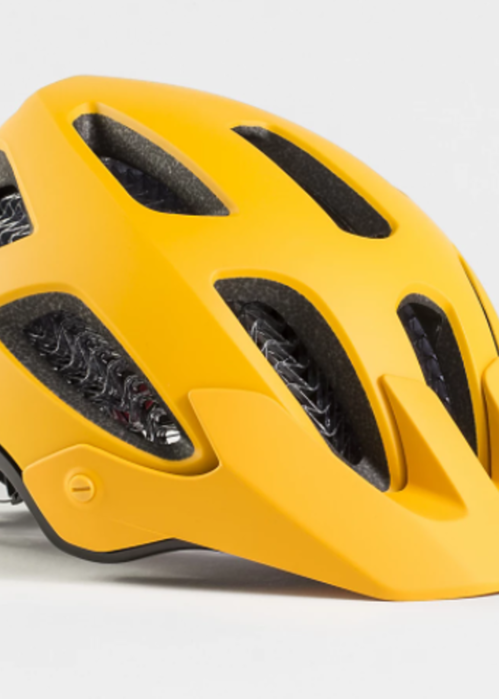 Bontrager Helmet Bontrager Rally WaveCel Medium Marigold/Black CPSC