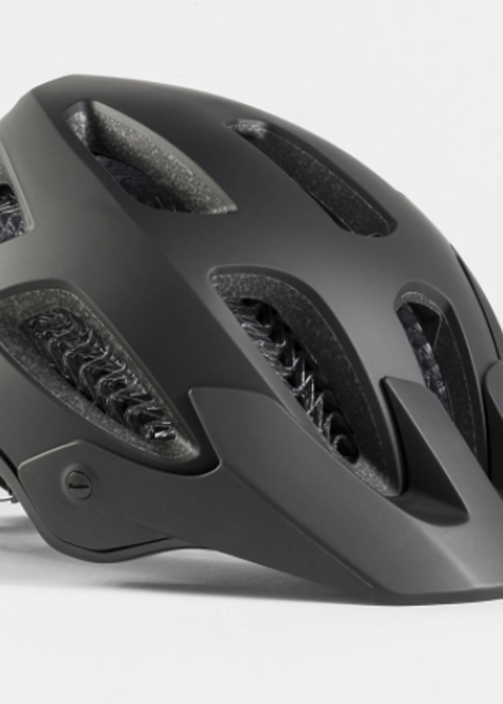 Bontrager Helmet Bontrager Rally WaveCel Medium Black CPSC