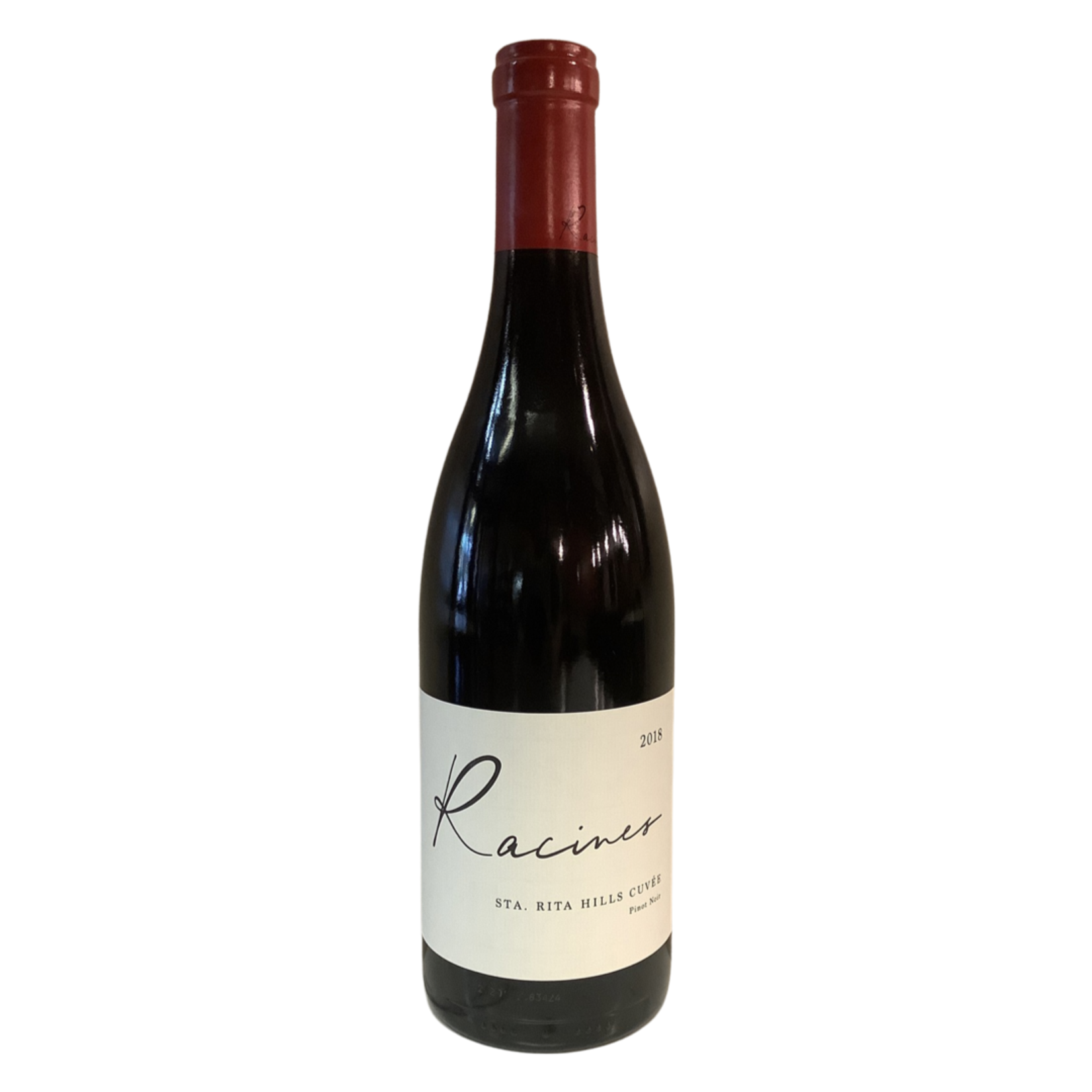 2018 Racines Pinot Noir, Santa Rita Hills CA