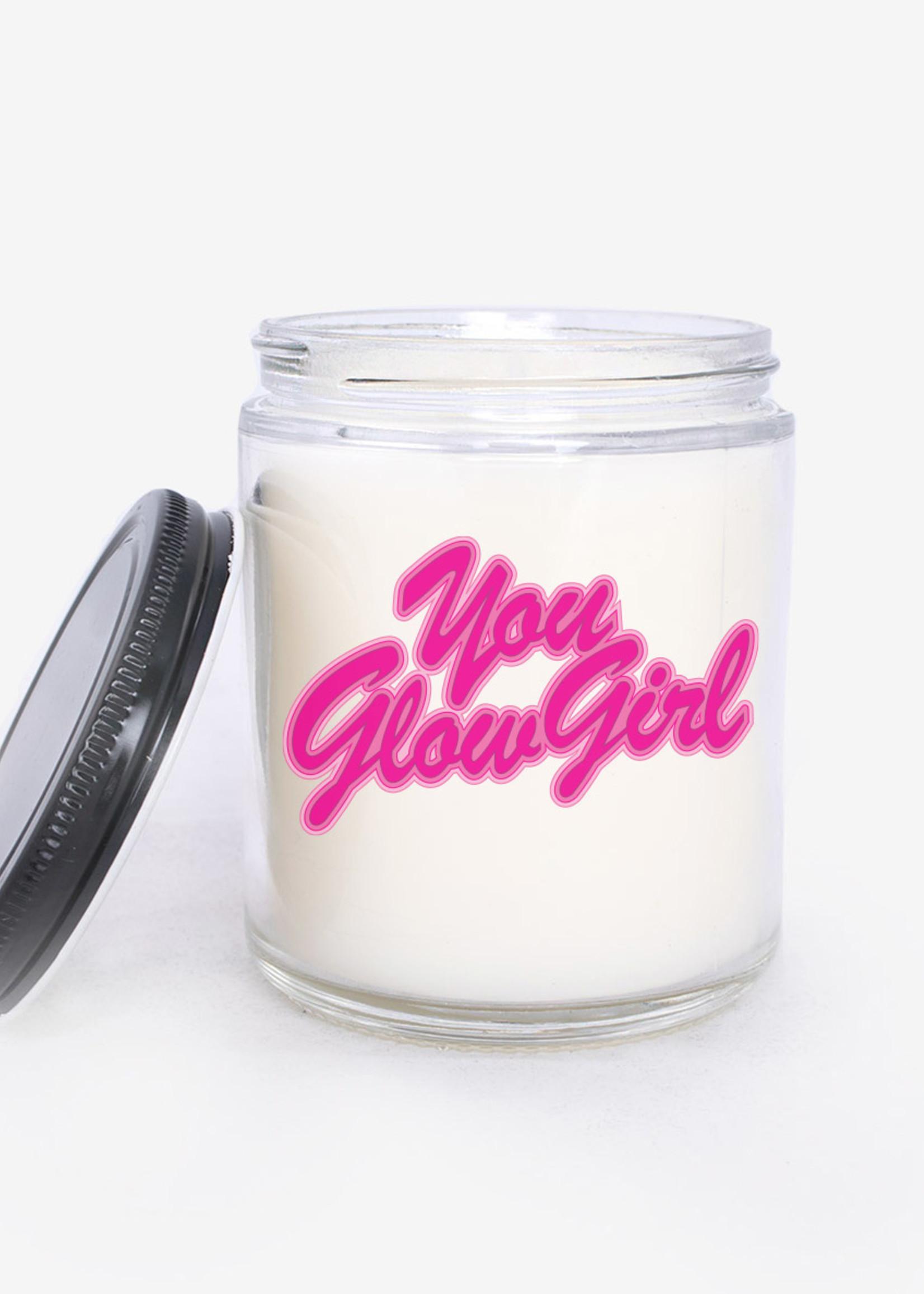 You Glow Girl Candle