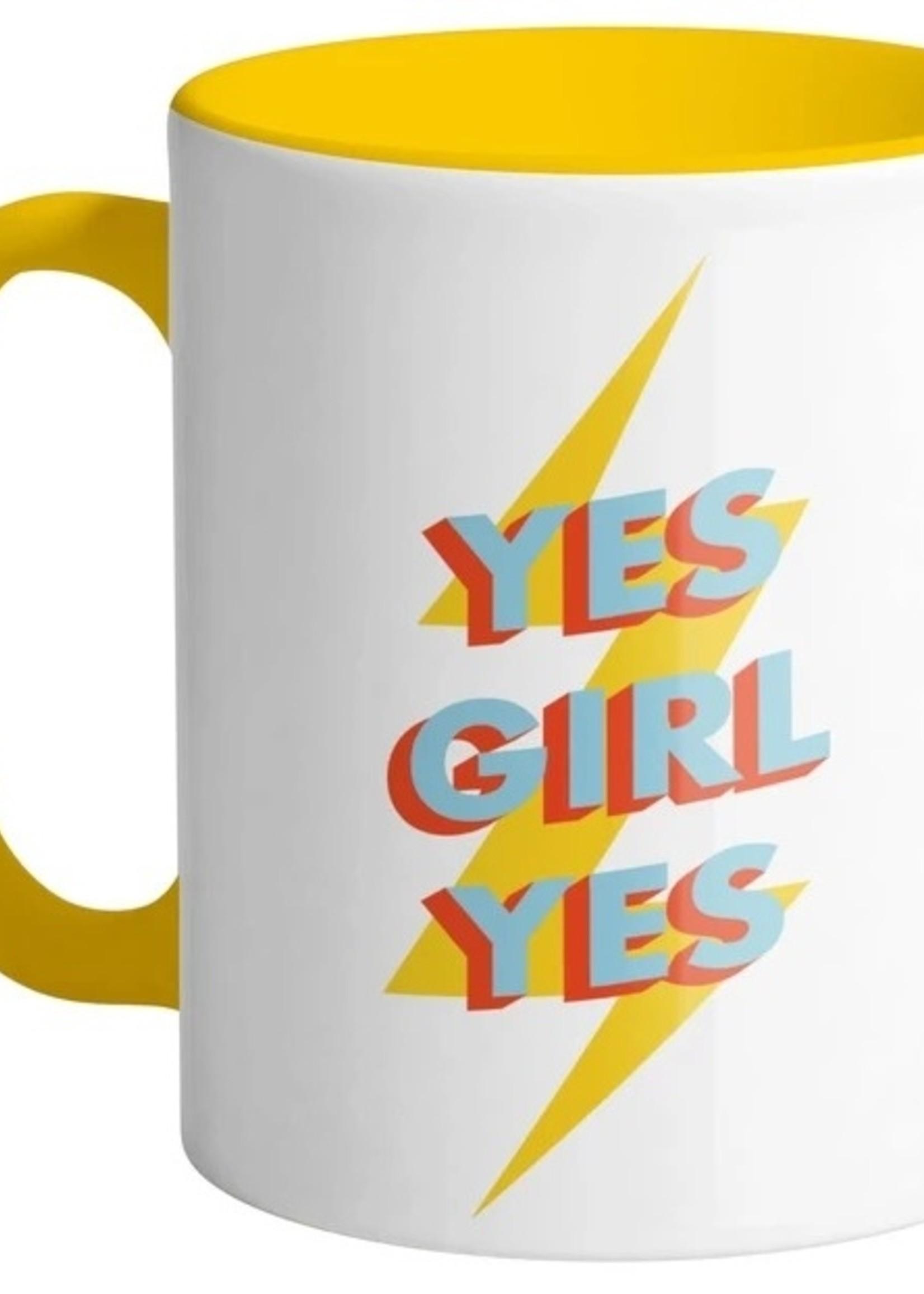 Yes Girl Mug