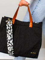 Carrie Canvas Tote XL
