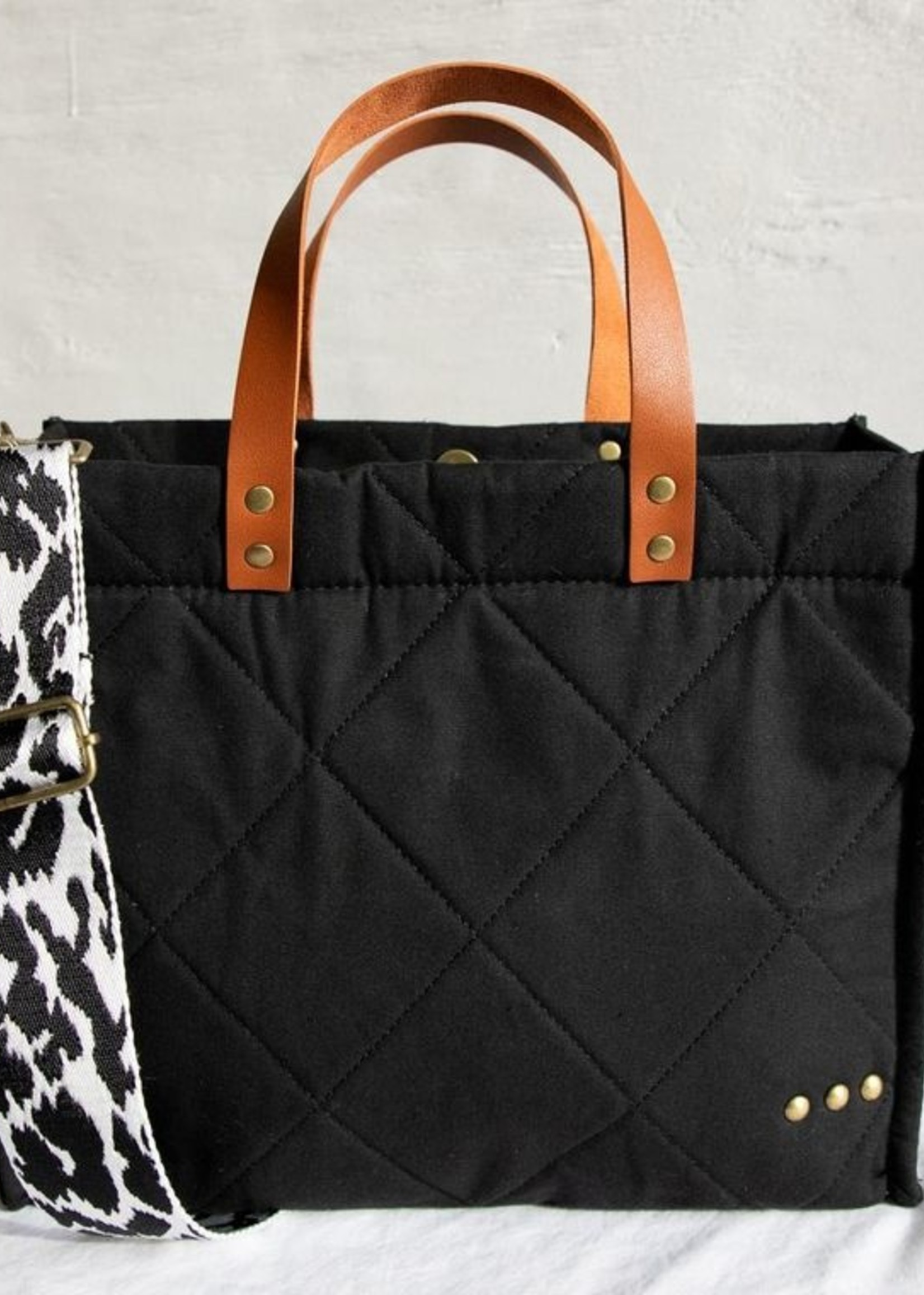 Carrie Canvas Tote