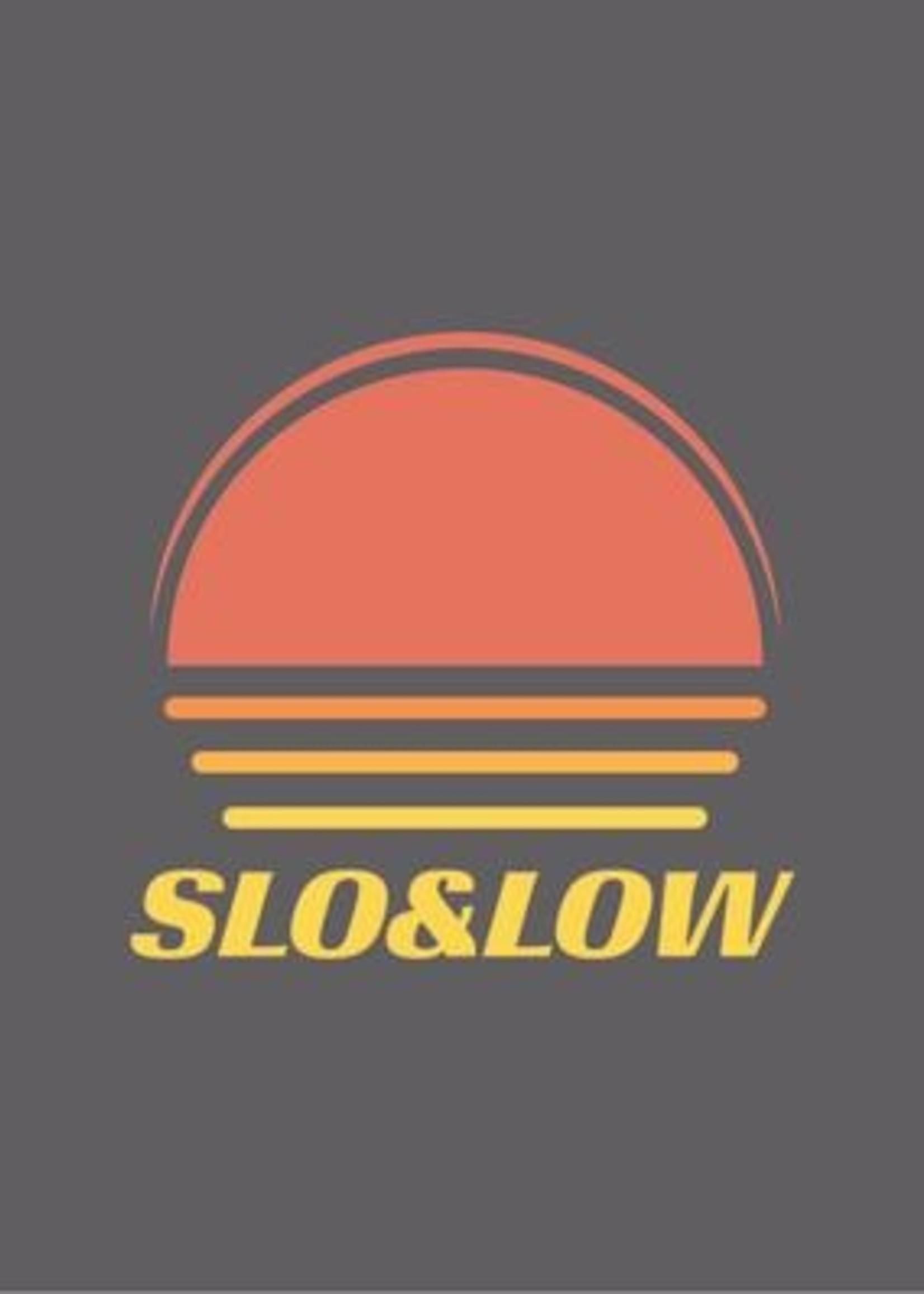 Slo&Low Sticker
