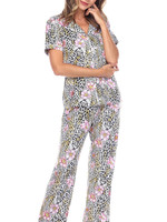 Tropical Pajama Set