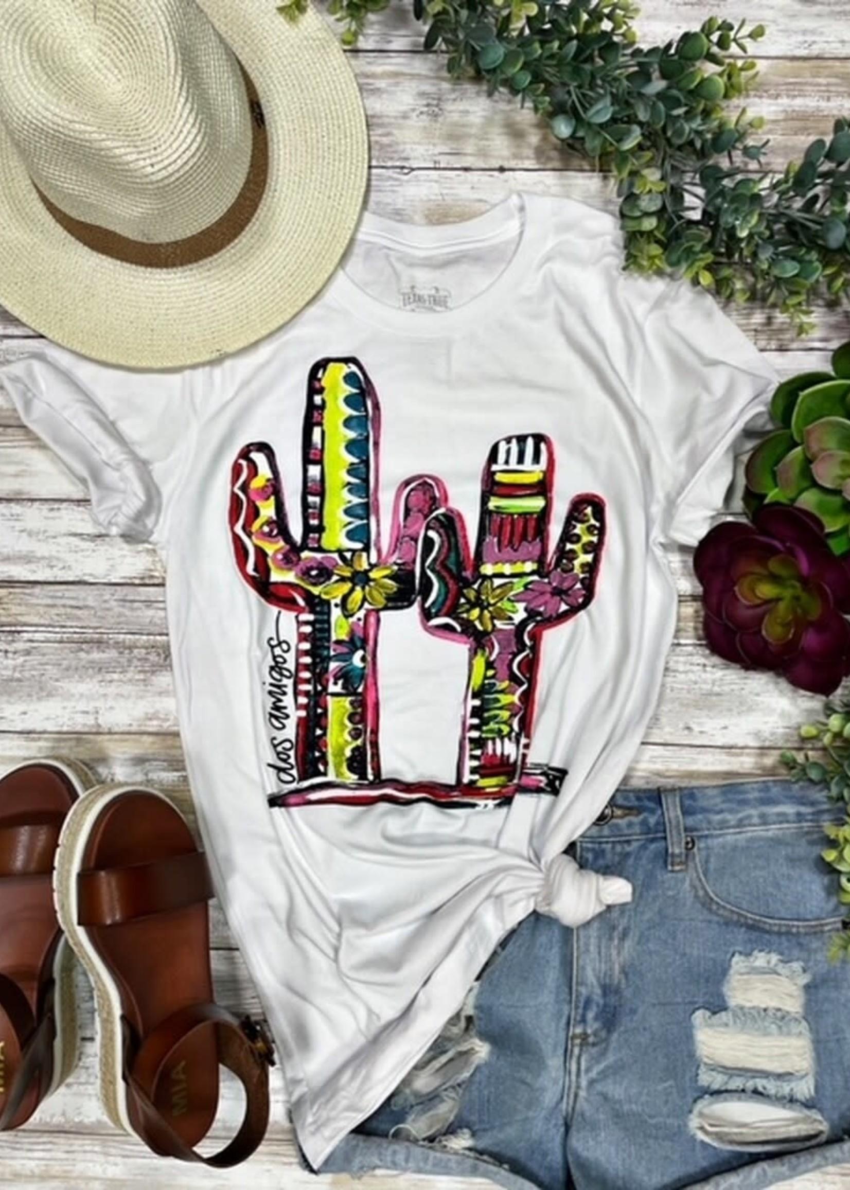 Texas True Threads Callie's Neon Cactus