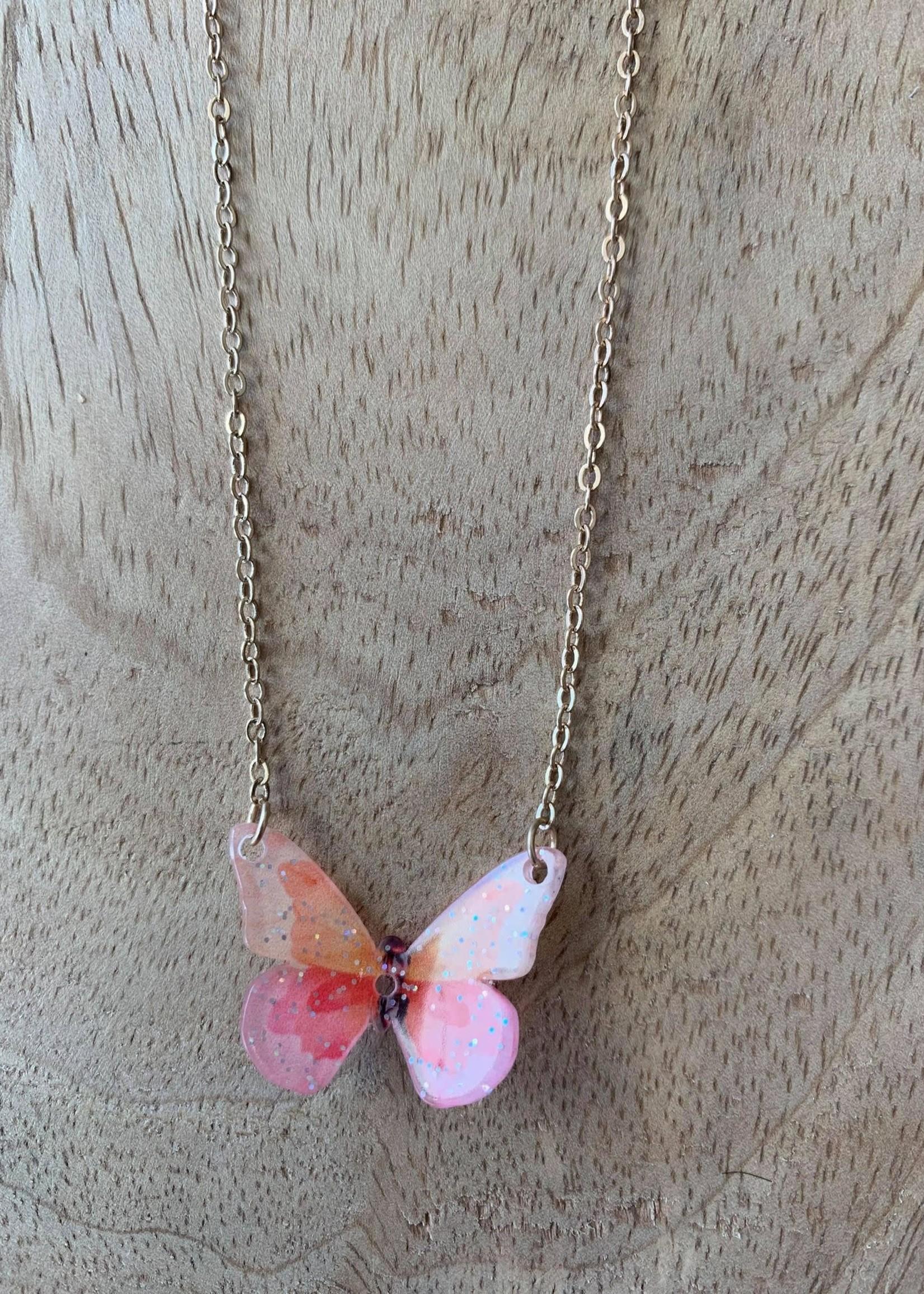 Butterfly Pendant LVD