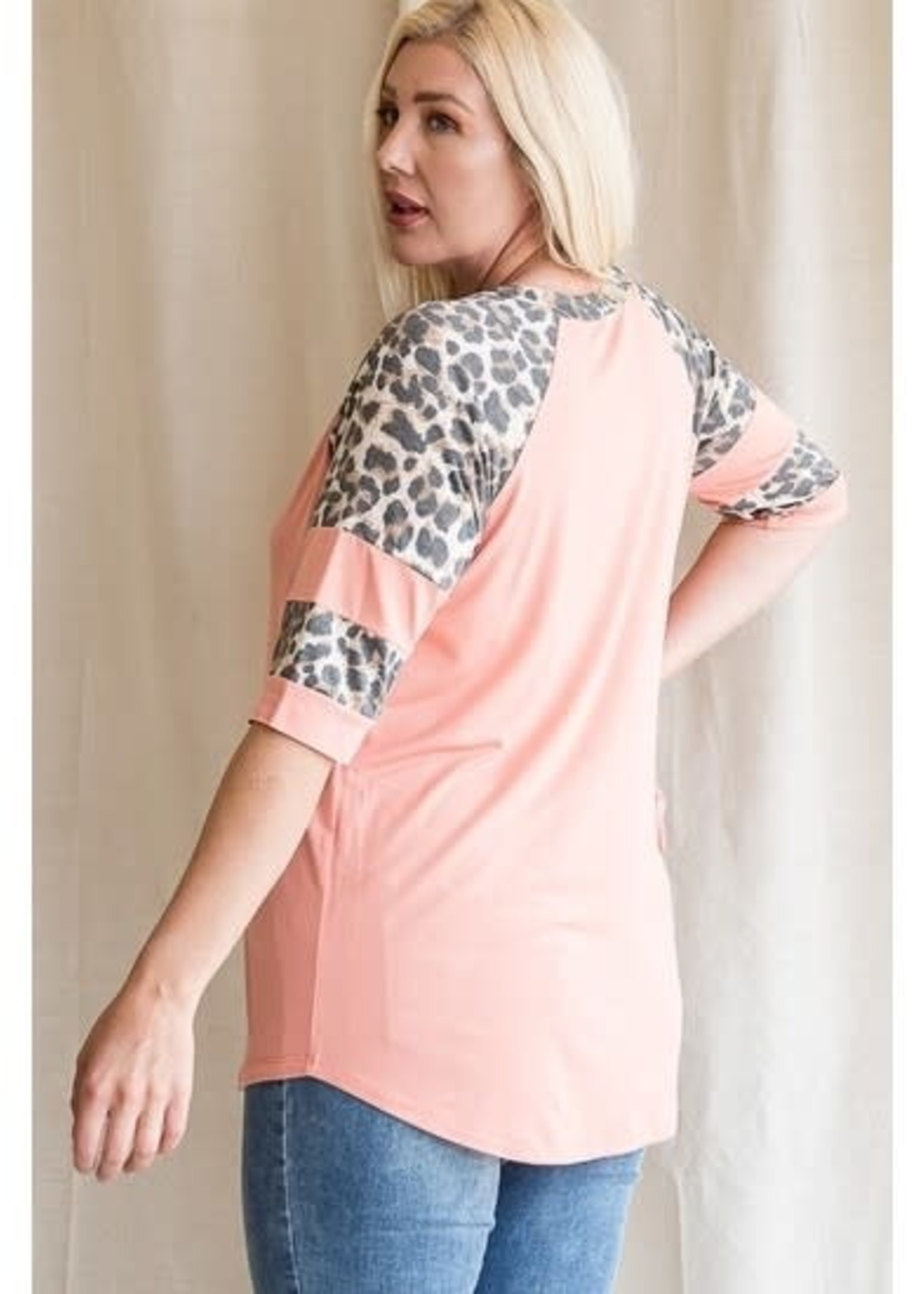 7th Ray Blushing Cheetah