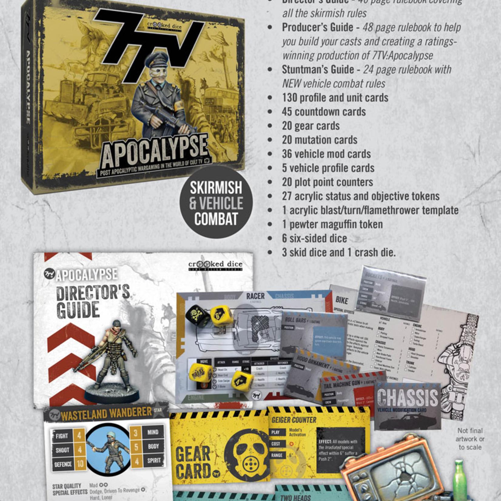 7TV Apocalypse Box Set