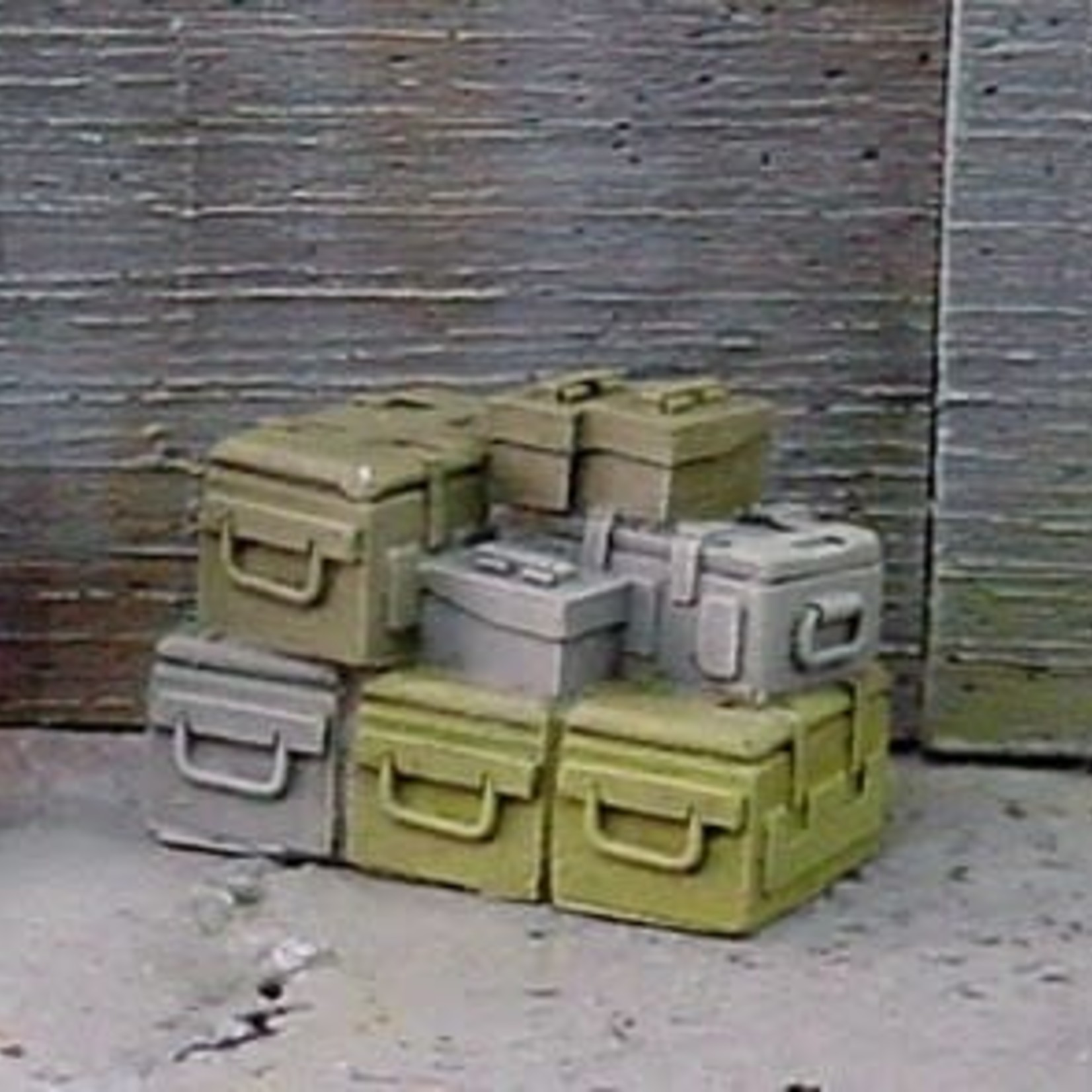 Ammo Stack A&B
