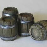 Barrels (A)