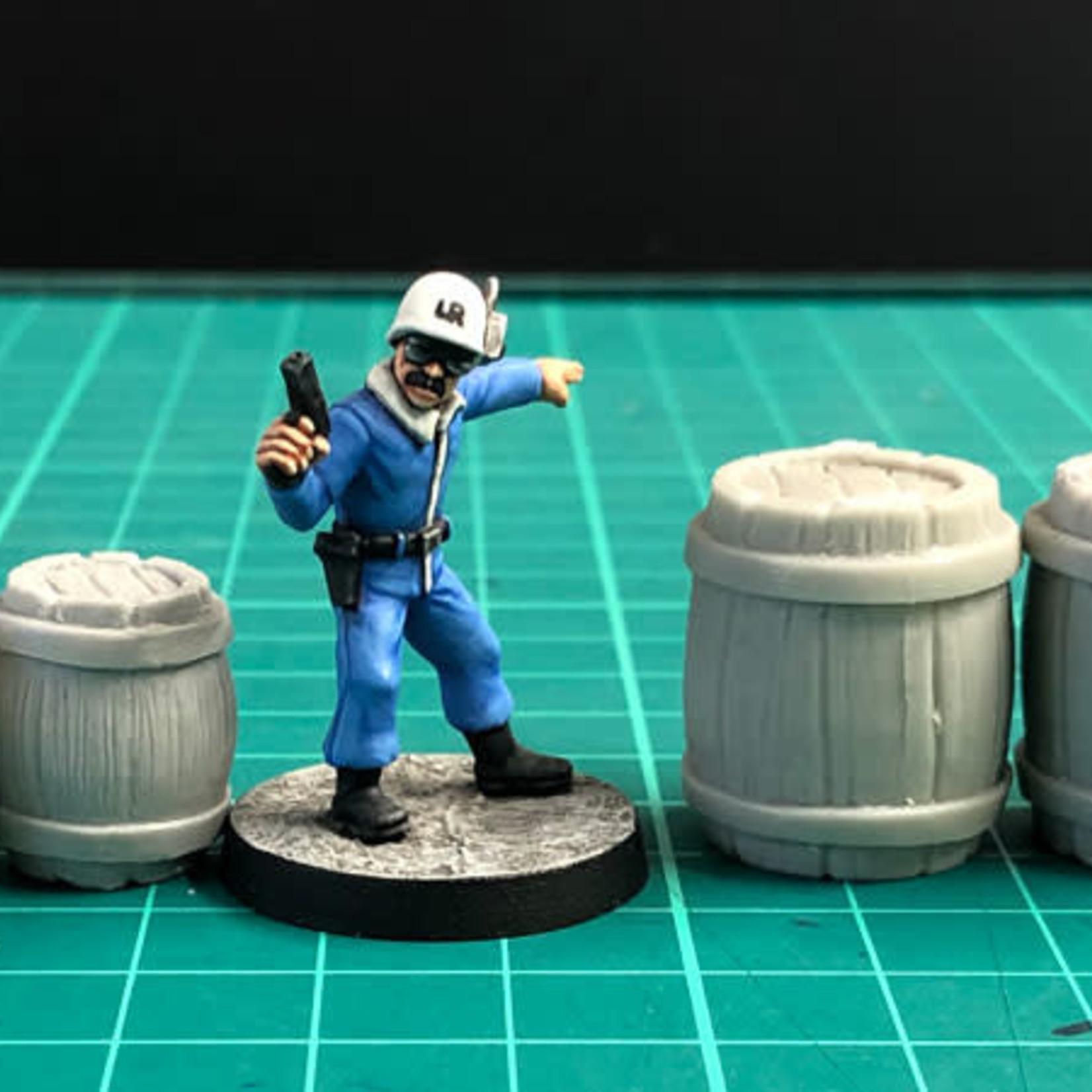 Barrels (B)