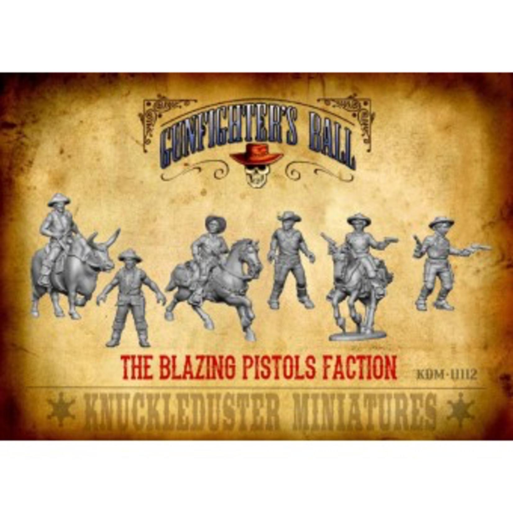 Blazing Pistols Faction