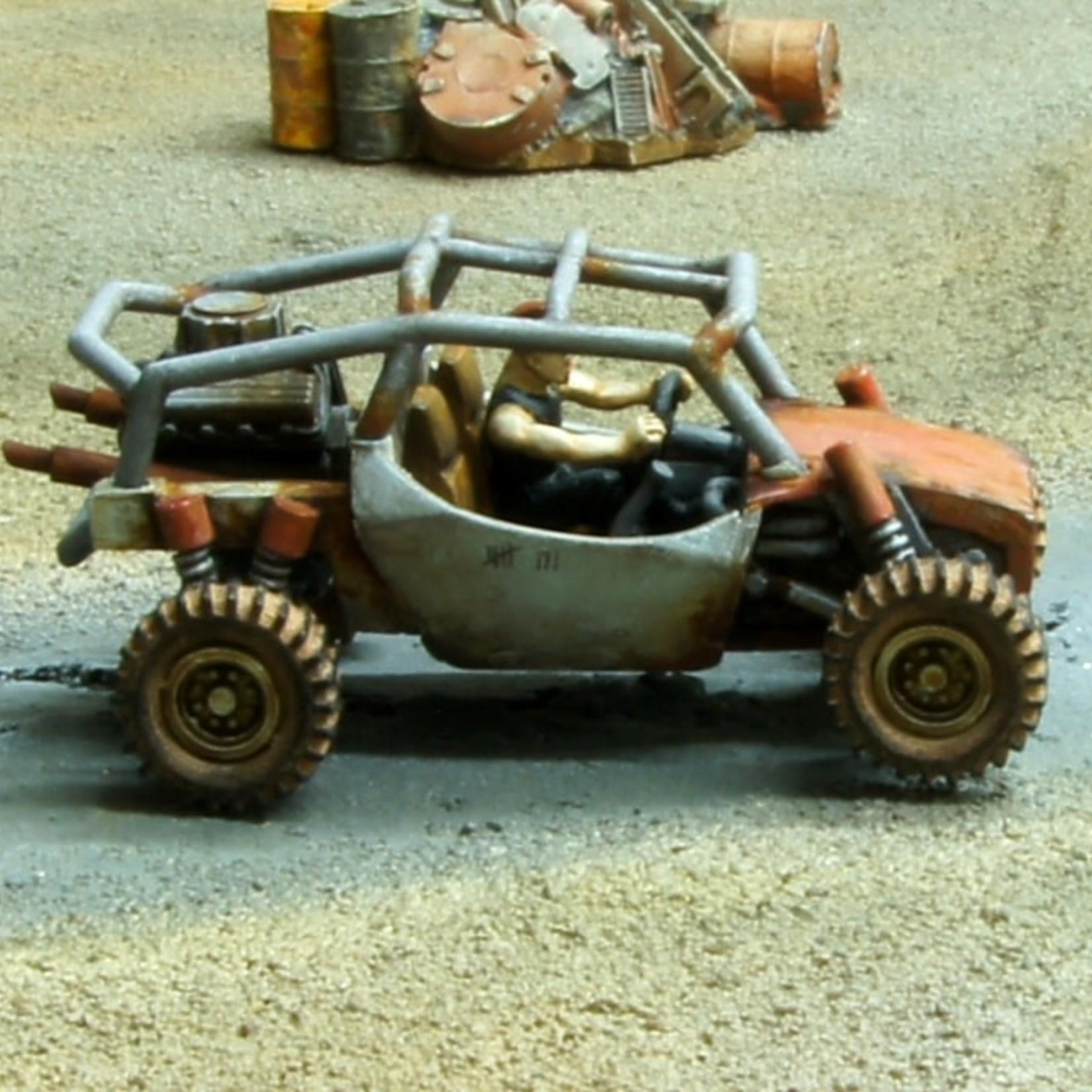 Buggy 1 - Rear Engine