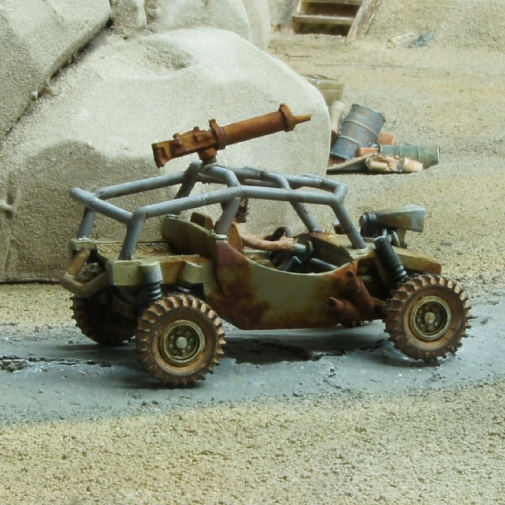 Buggy 2 - Gun Bug