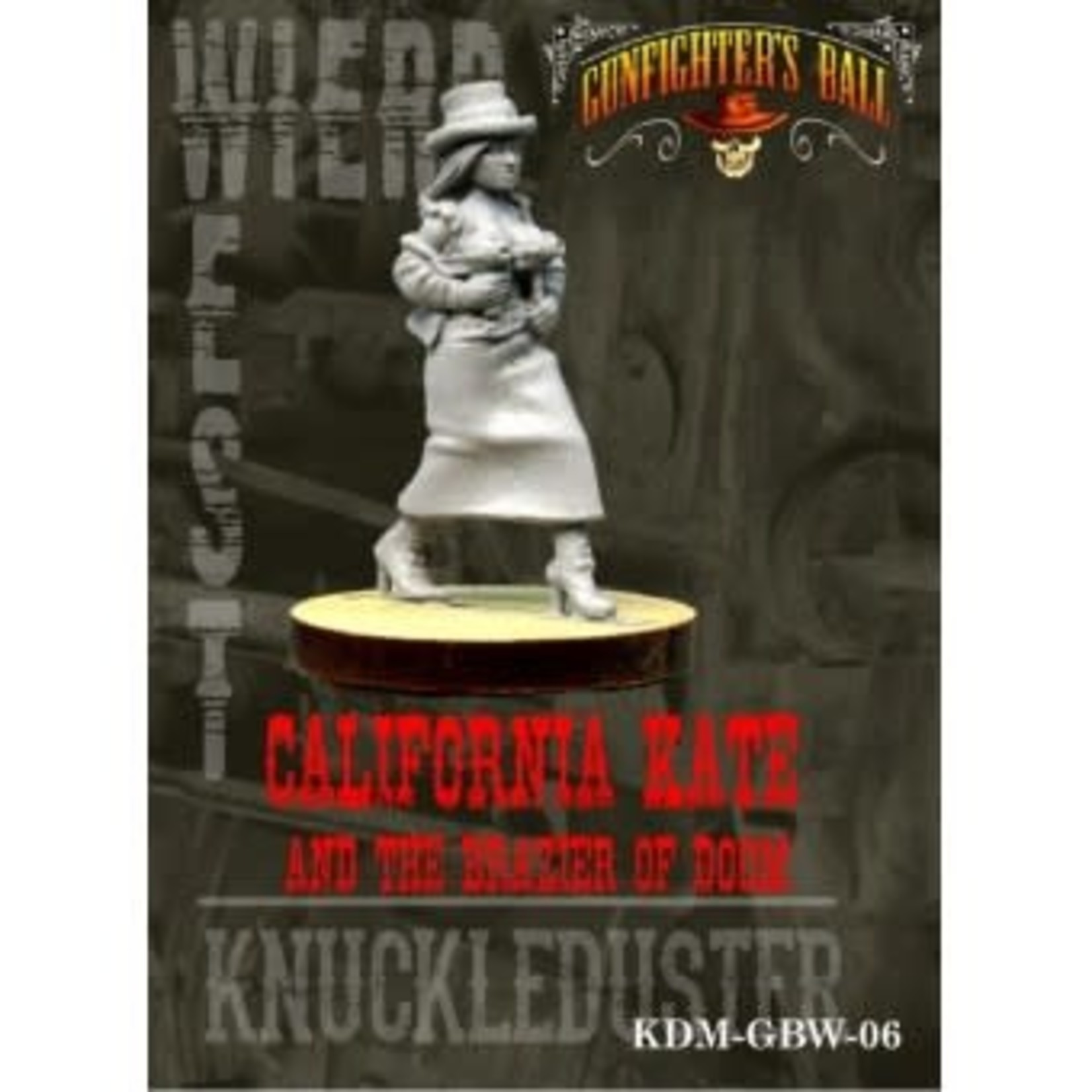 California Kate & The Brazier of Doom!