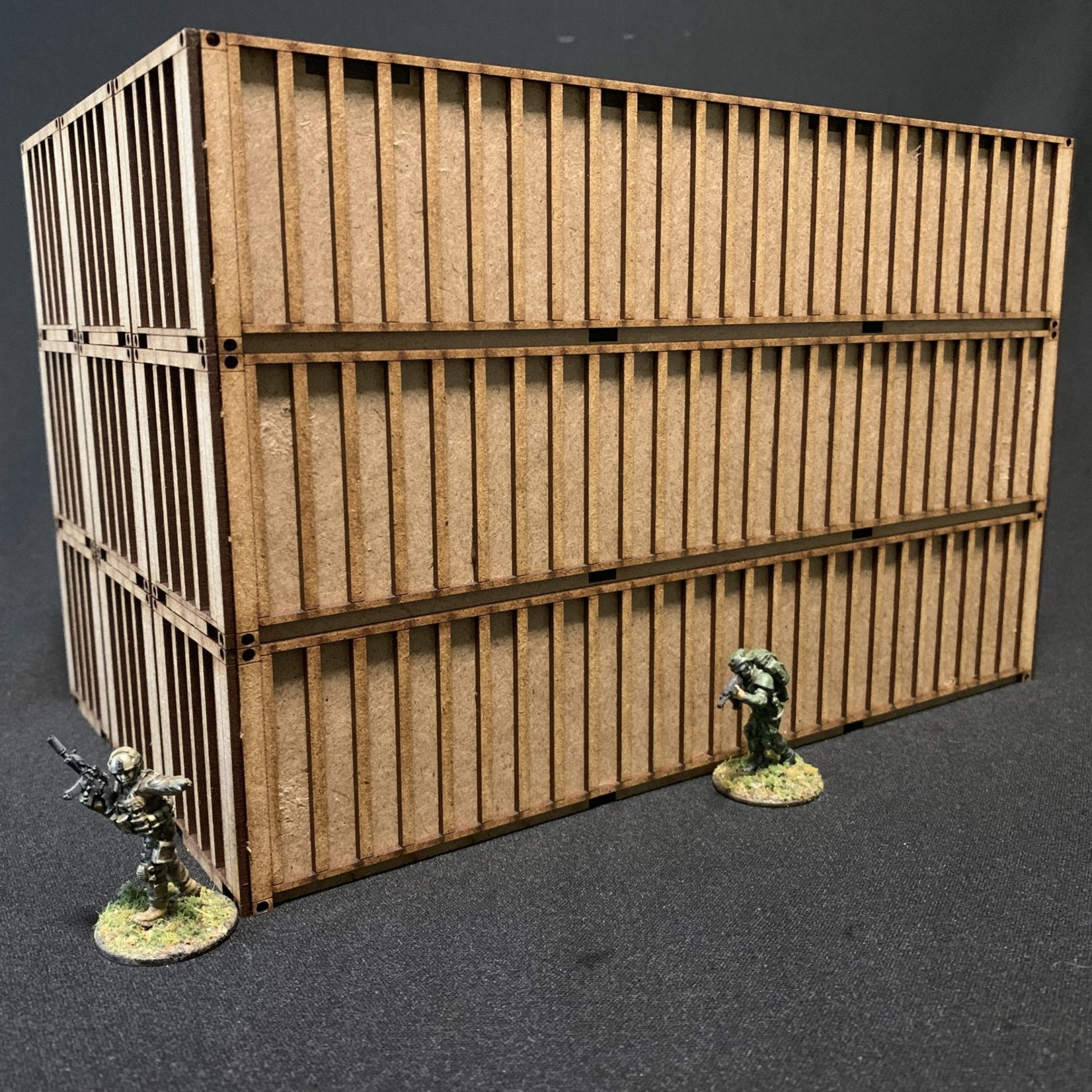 Cargo Container Stack
