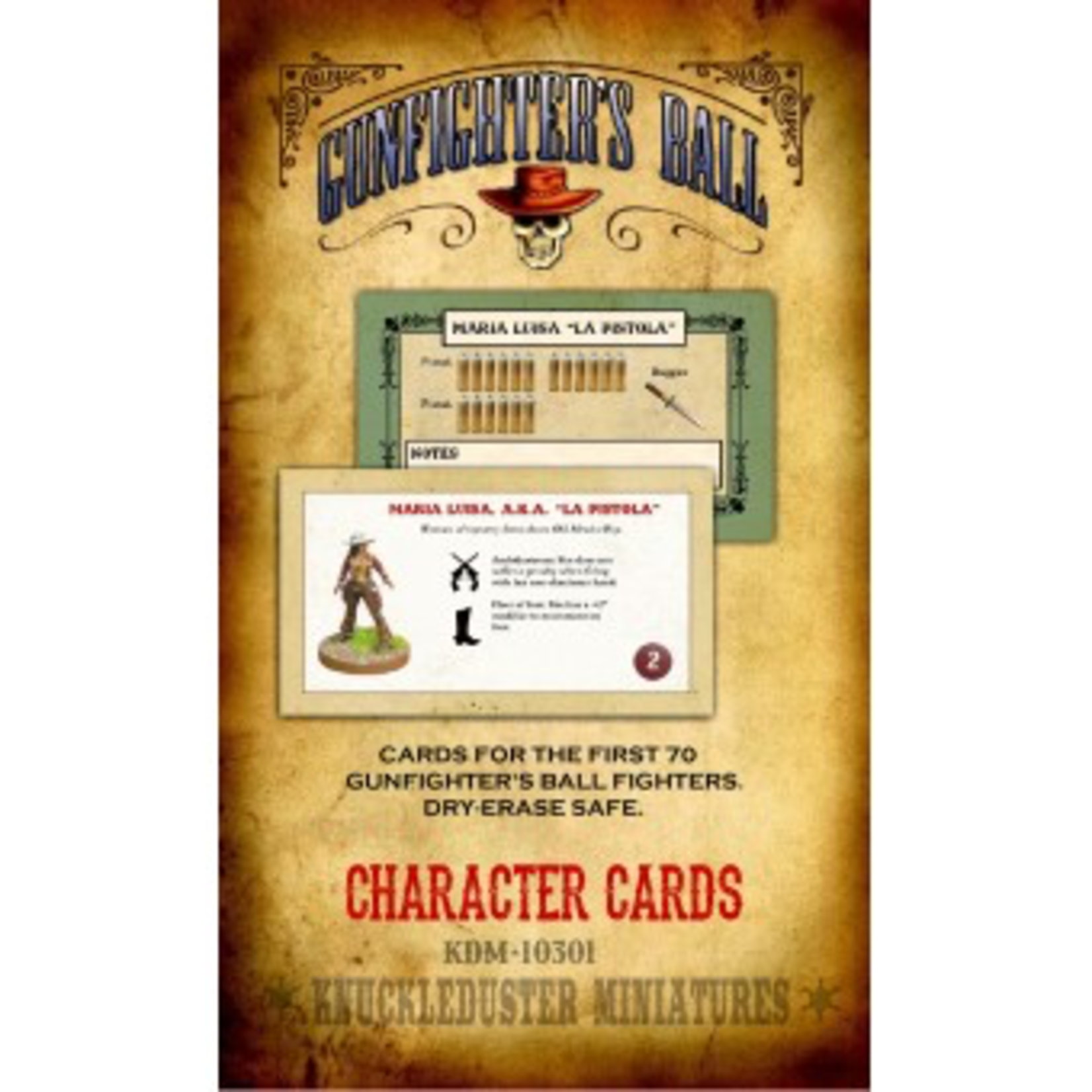 Character Card Deck