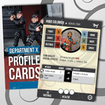 Department X Profile Cards