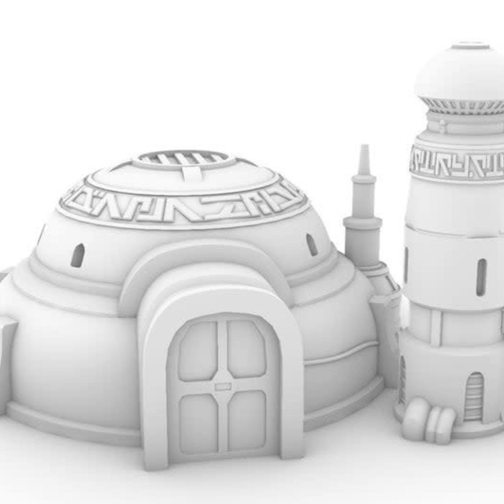 Desert Planet Convent