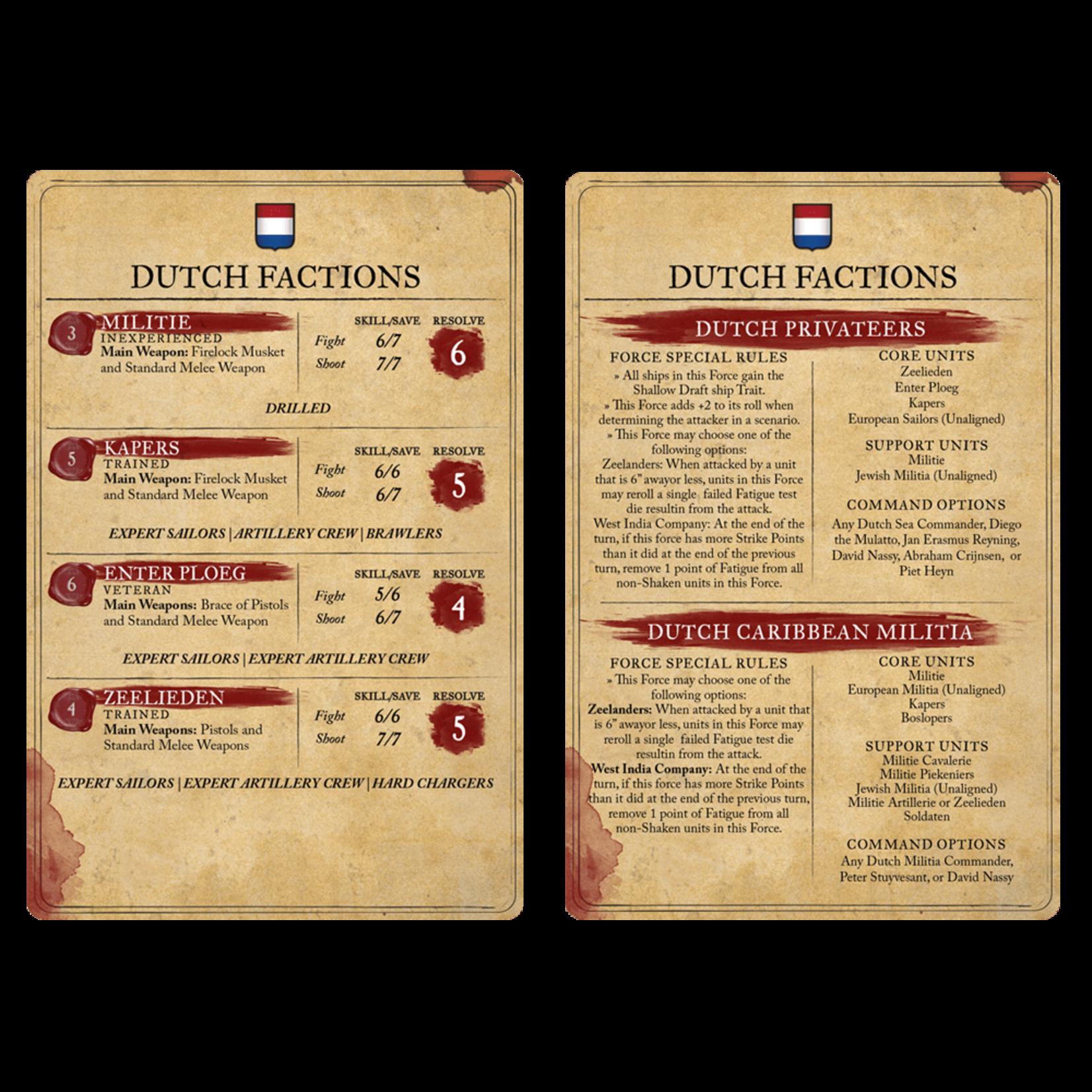 Dutch Nationality Starter Set
