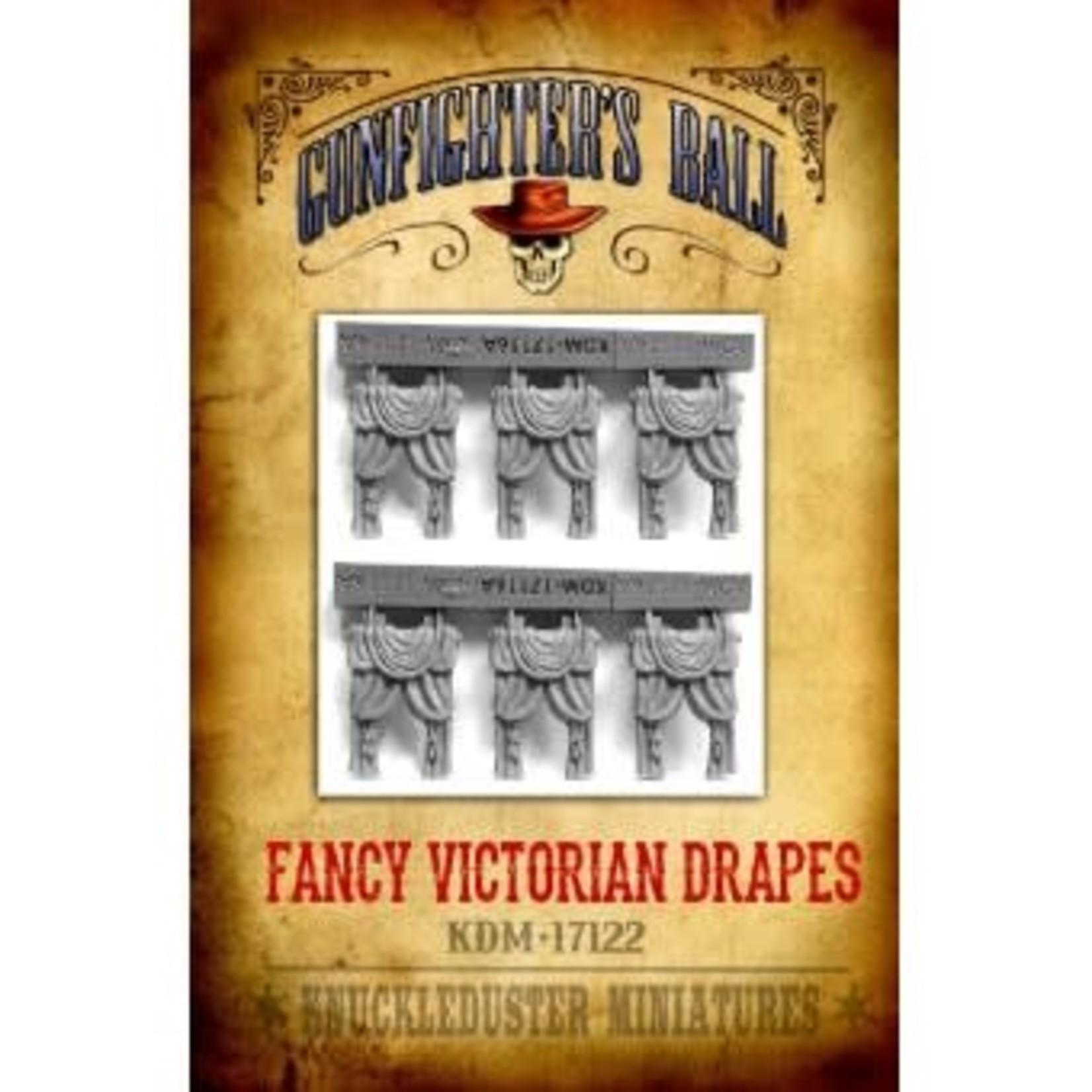 Fancy Victorian Drapes