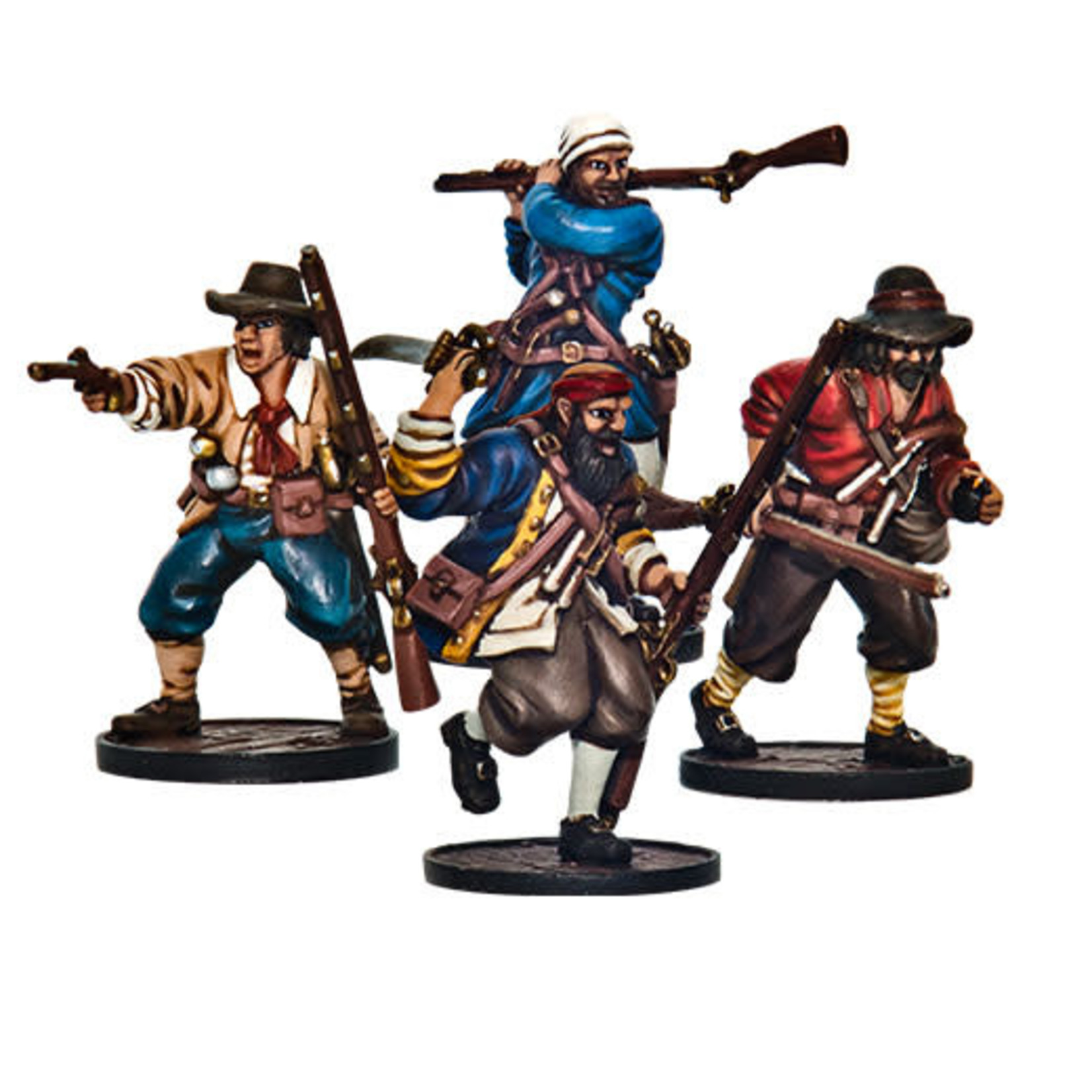 Forlorn Hope Unit (Buccaneer Storming Party Unit)