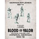 German Riflemen Set A