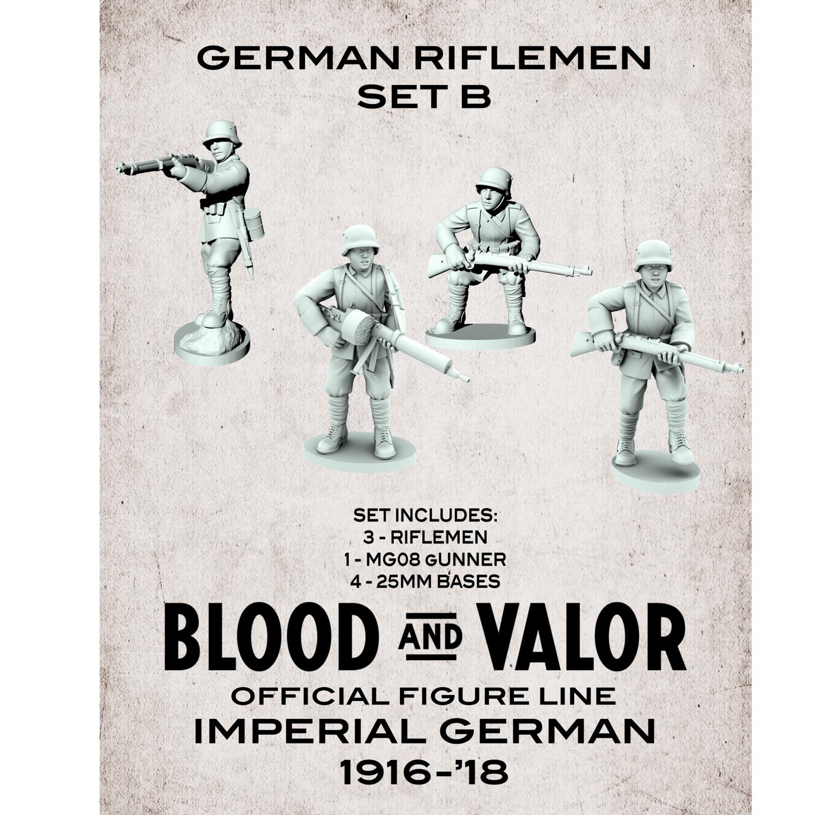 German Riflemen Set B